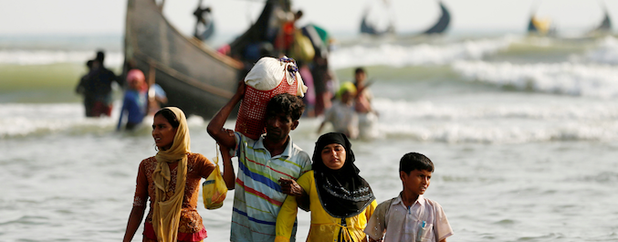 'The Frictions in the Rakhine State Are Less About Islamophobia Than Rohingya-Phobia'