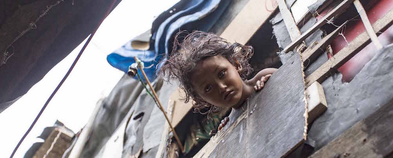 Despair and Desolation: Life in a Rohingya Refugee Camp in Delhi