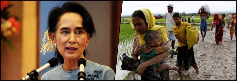 In Suu Kyi's Silence, Evidence of Growing Absence of Moral Conscience in Politics