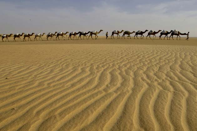 Will the Sahara Desert Soon Cover Large Parts of South Europe?