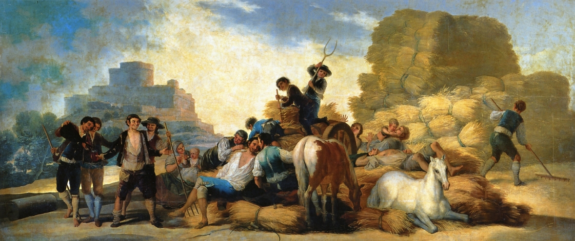 Francisco Goya and the Unremitting Violence of the Human Condition