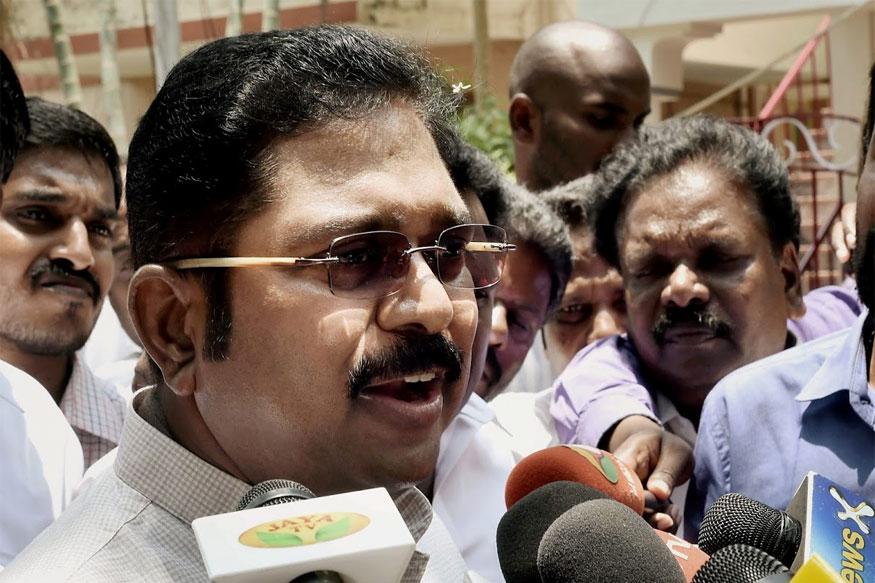 Tamil Nadu Speaker Disqualifies 18 AIADMK Rebel MLAs