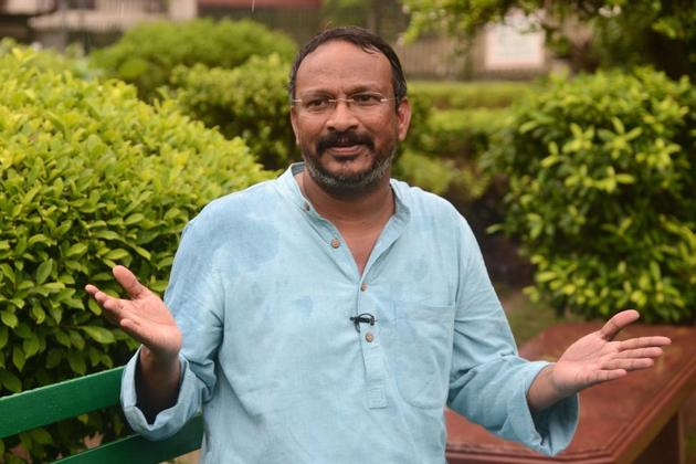The HinduIndia's Bezwada Wilson, who is among the six recipients of this year's Ramon Magsaysay Award, in New Delhi on July 27, 2016. Wilson, who was the first in his Dalit family to pursue higher education, is being honored for his 32-year crusade. He recruited volunteers and worked with Dalit activists to organise a people's movement called Safai Karmachari Andolan (SKA) that has filed cases and liberated around half of an estimated 6,00,000 people from manually removing human excrement from dry latrines. Photo: Sandeep Saxena