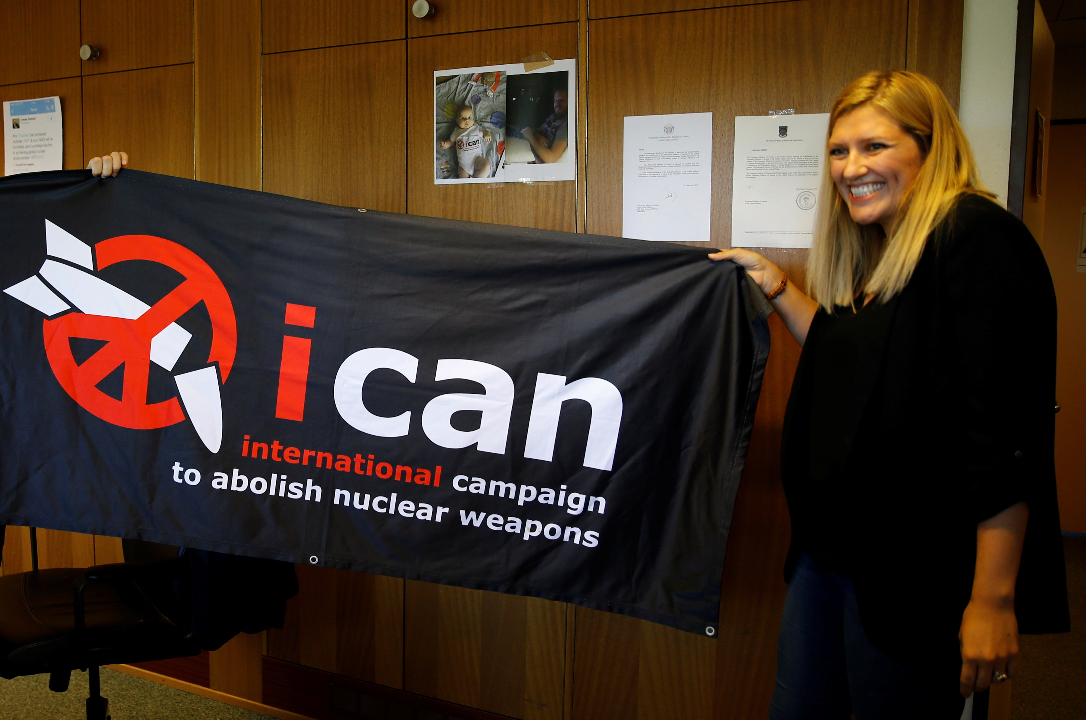 Peace Nobel: Nuclear Ban Advocates Have India's Grudging Respect, Not Support