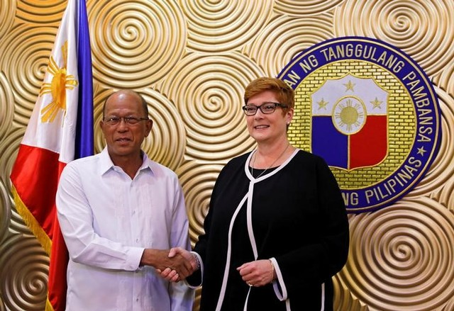Australia Expands Security Assistance to Philippines to Combat Islamist Militants