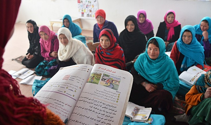 The Battle Over Education in Afghanistan Is Decades Old and Still Only Heating Up