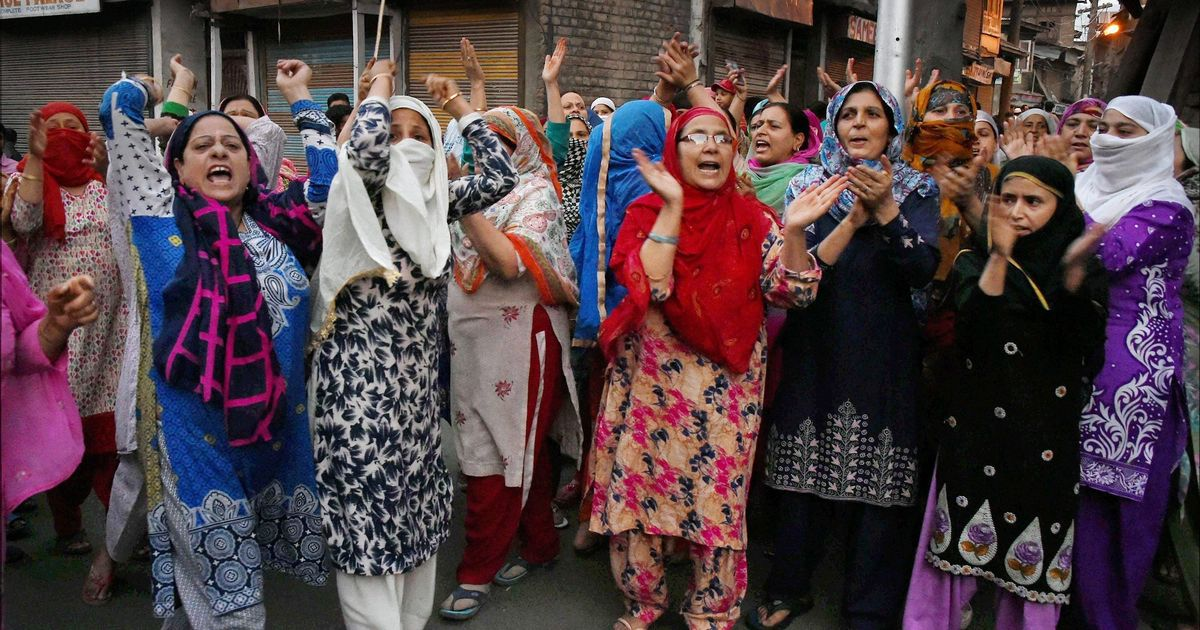 In Kashmir, 'Braid Chopping' Incidents Spark Mass Panic and Mob Injustice