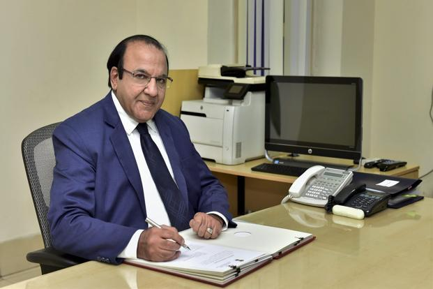 Chief election commissioner A.K. Joti. Credit: PTI