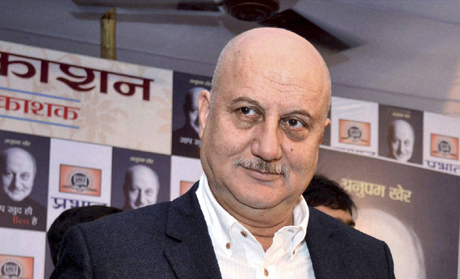 Will Speak to FTII Students on Their Concerns, Says New Chairman Anupam Kher