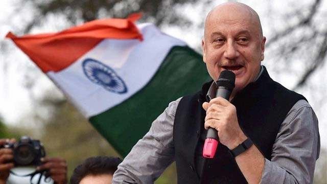 An Open Letter from FTII Students to Anupam Kher