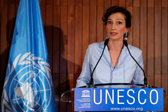 Press Freedom Groups Condemn US Withdrawal From UNESCO