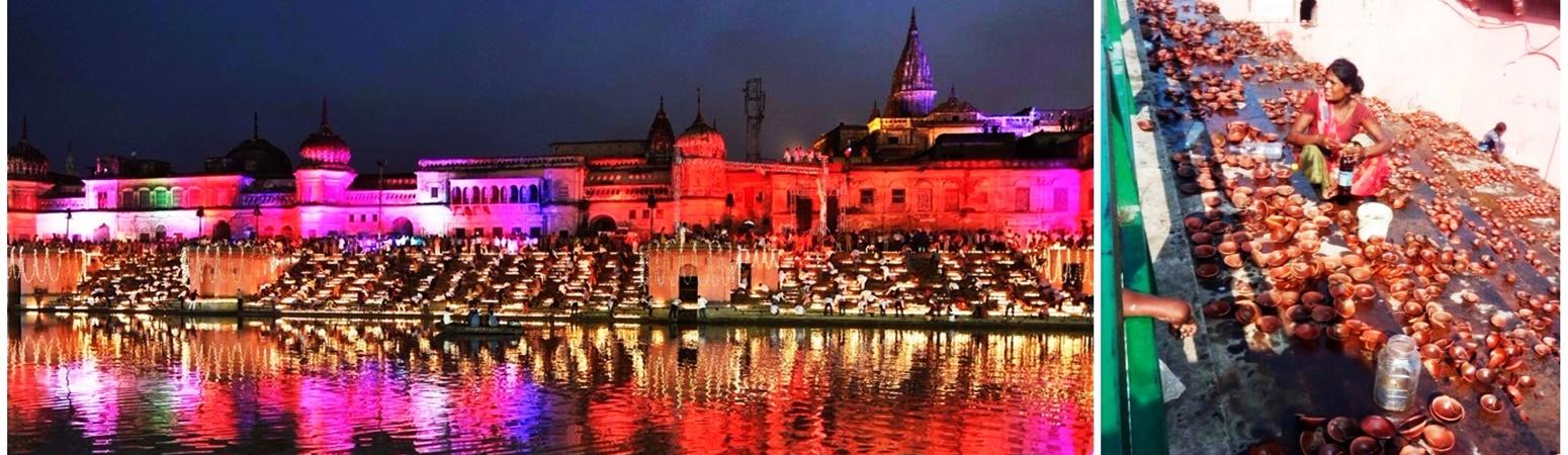 Yogi's 'Sarkari' Deepawali Has Made Ayodhya Feel as Alone and Abandoned as Sita