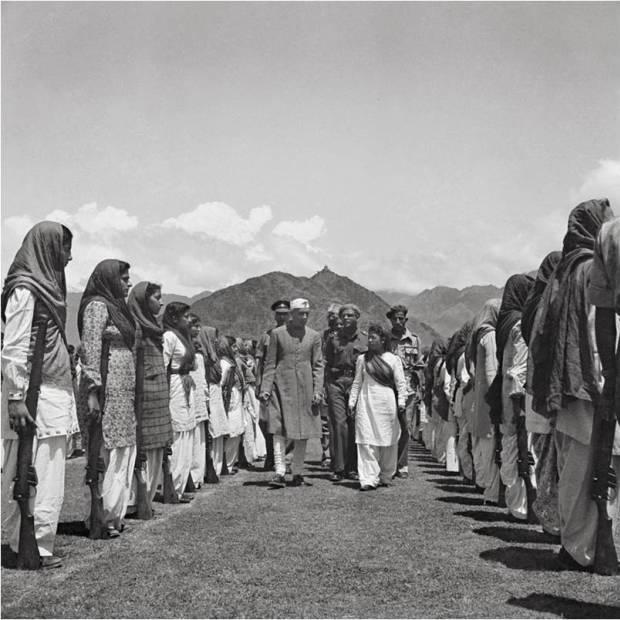 Kashmir's Forgotten Women's Militia
