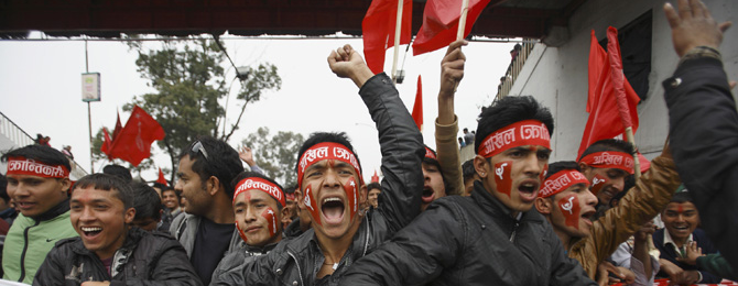 Is the Nepali Left No Longer in the Lurch?