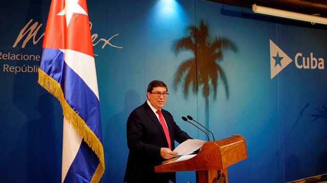 US Expels 15 Cuban Diplomats, Fuelling Tension With Havana