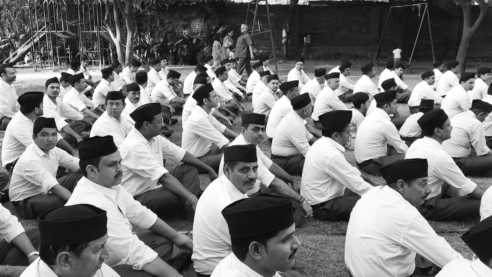 Photo Feature: An RSS Training Camp at Work