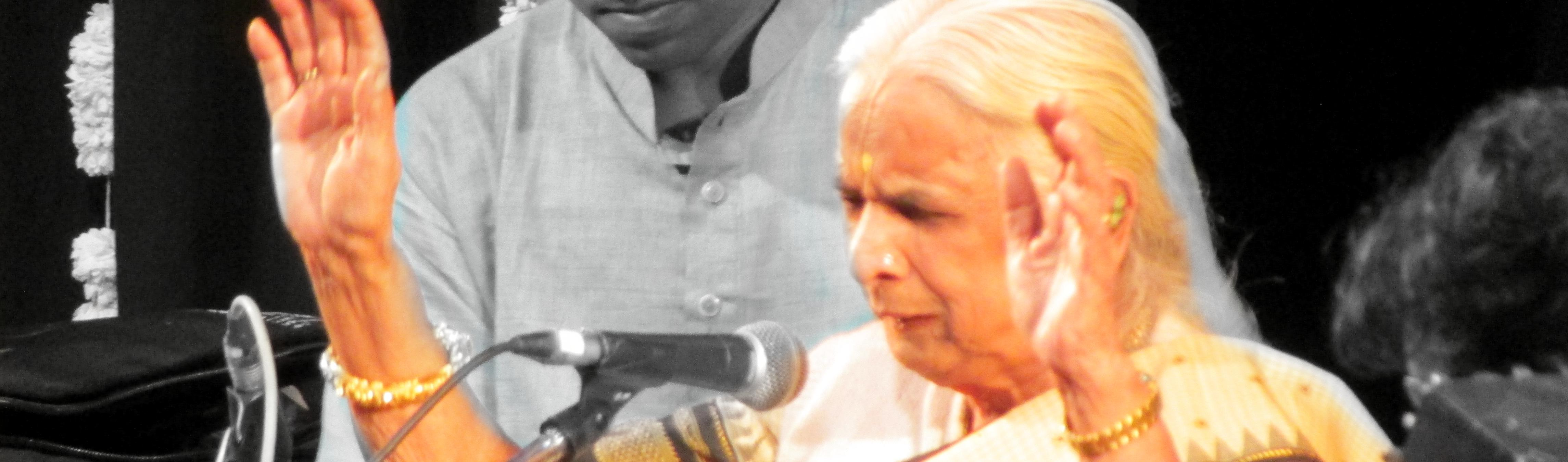 Girija Devi Immortalised Both the Thumri and Herself