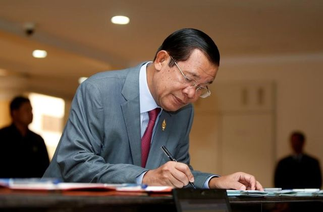 Cambodia's Parliament Votes for Party Law Changes