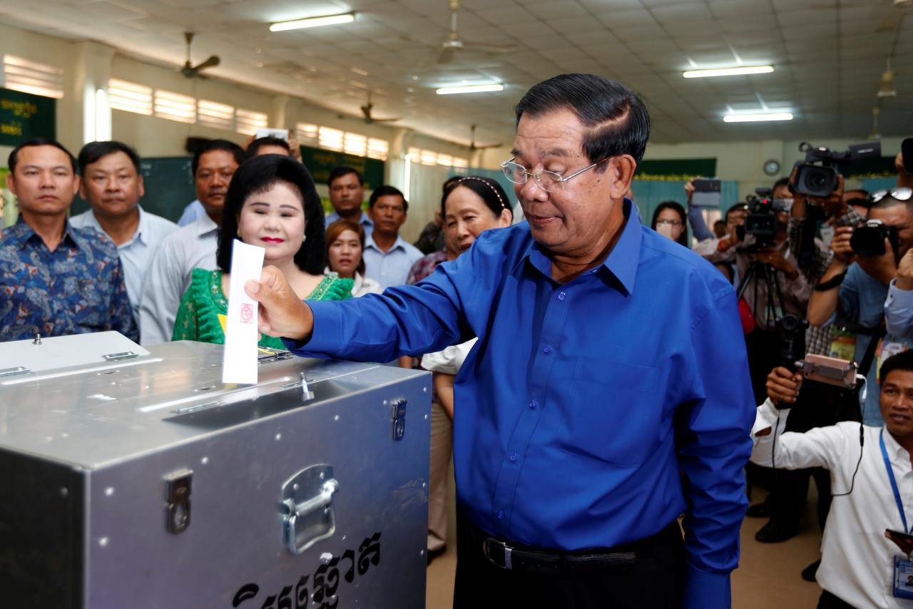 As Cambodia Heads to Being a One-Party State, a Democratic Crisis Is Brewing
