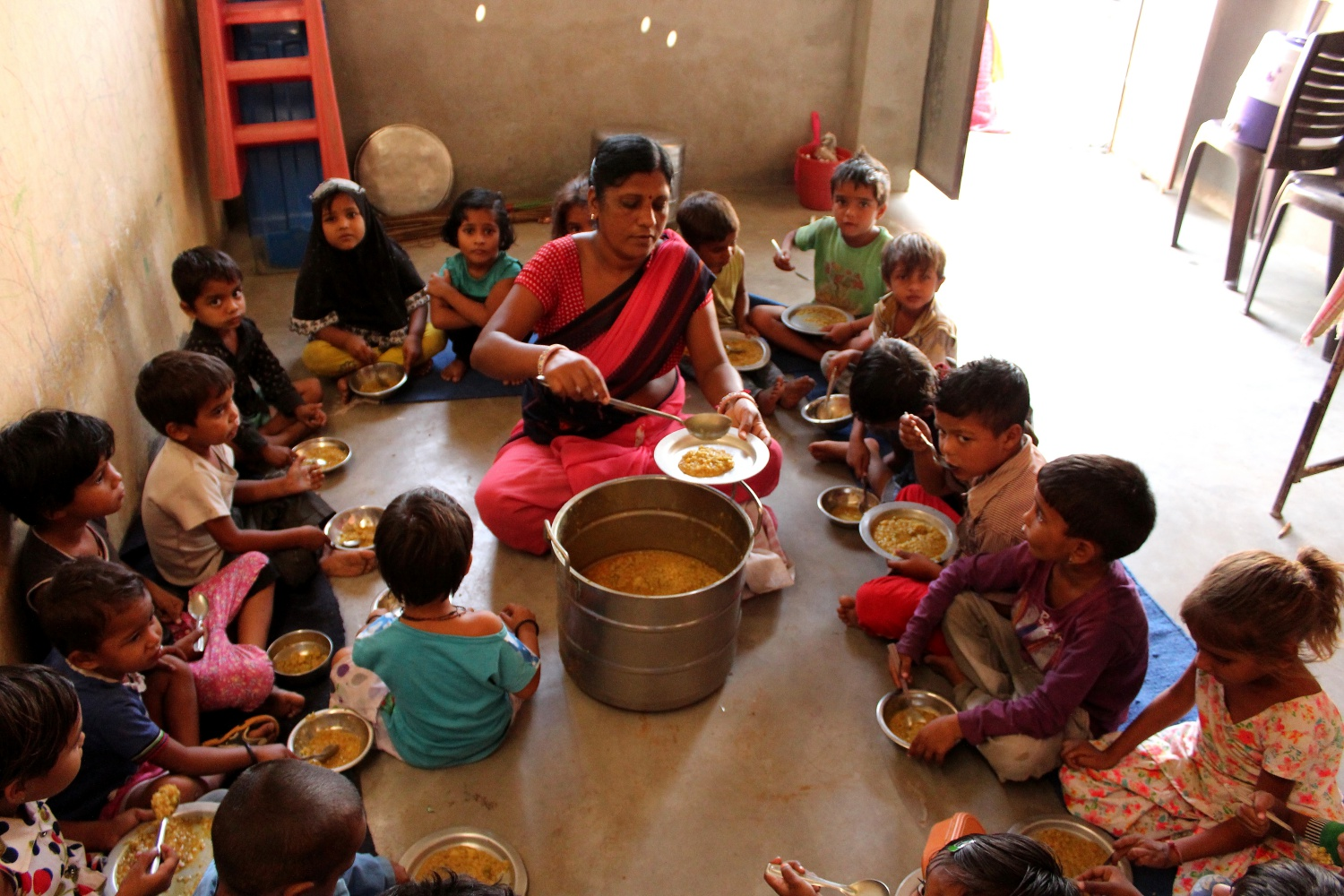 Jaipur: Without Anganwadi Food Service, Families Struggle To Meet Nutritional Needs