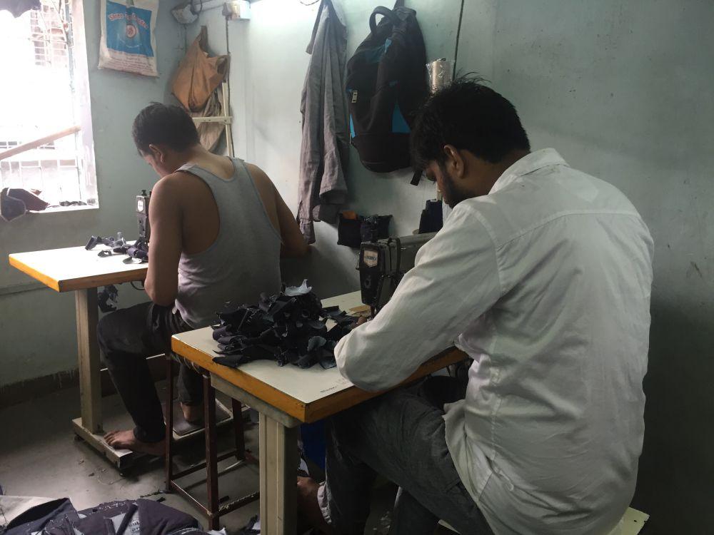Akbar Ali Abdullah's workers. Credit: Parth M.N