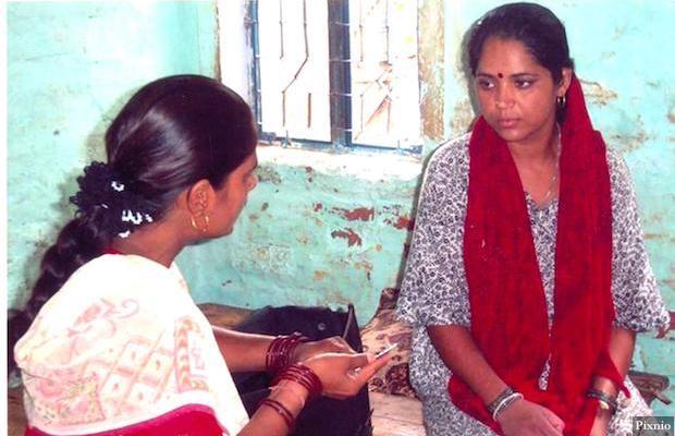 Family planning projects in India are increasing access to family planning. Credit: Pixnio