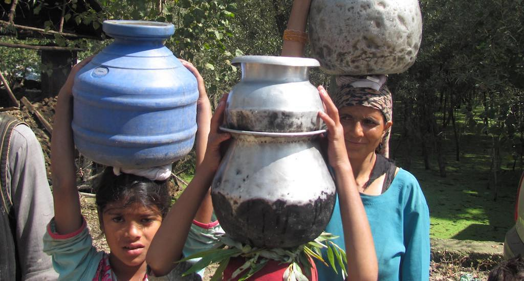 How Fetching Water Adds to the Drudgery in the Lives of Jammu and Kashmir's Women