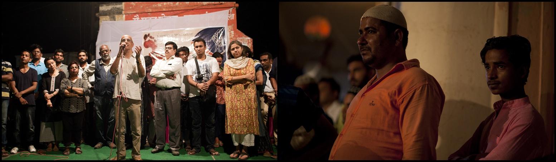 On His Birth Anniversary, 'Karwan-E-Mohabbat' Makes Final Stop at Gandhi's Birthplace