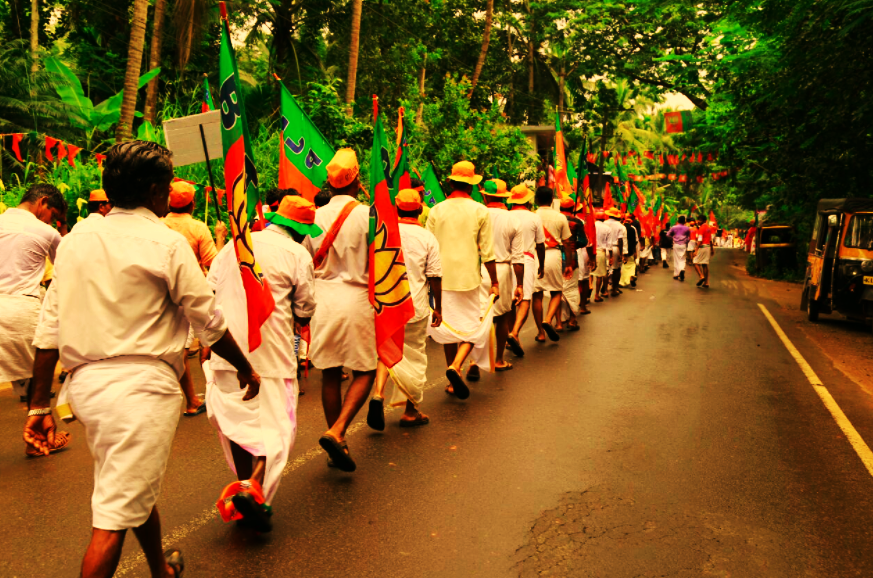 An Opportunistic March Is Far From Enough to Give BJP a Hold on Kerala