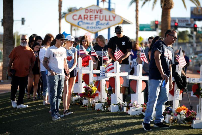 Authorities Seek Public's Help in Las Vegas Massacre Probe