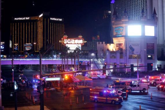 Las Vegas Attack: 59 Killed, 512 Injured In Deadliest Mass Shooting in Modern US History