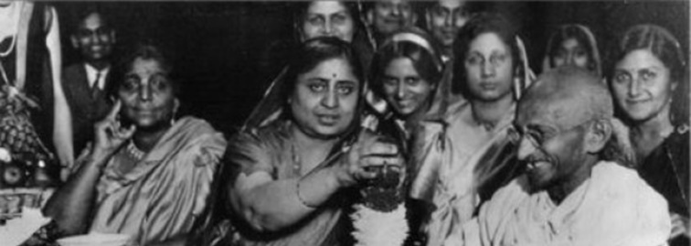 On Gandhi Jayanti, a Reminder That Gandhi Believed in the Spirited Women of India