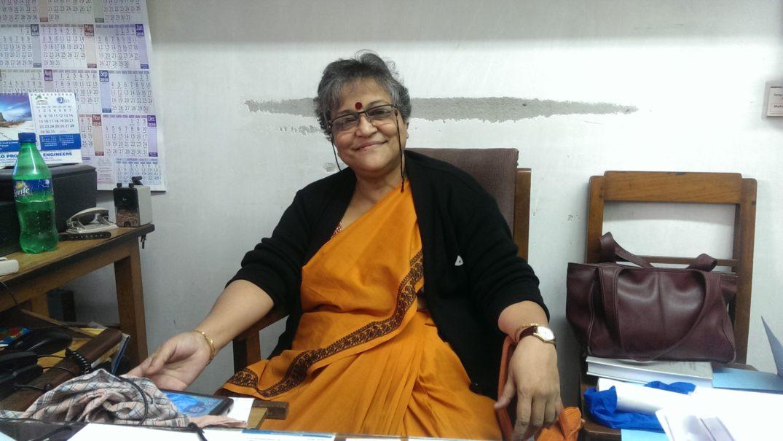 Maitreyee Saha Sarkar. Credit: Author provided