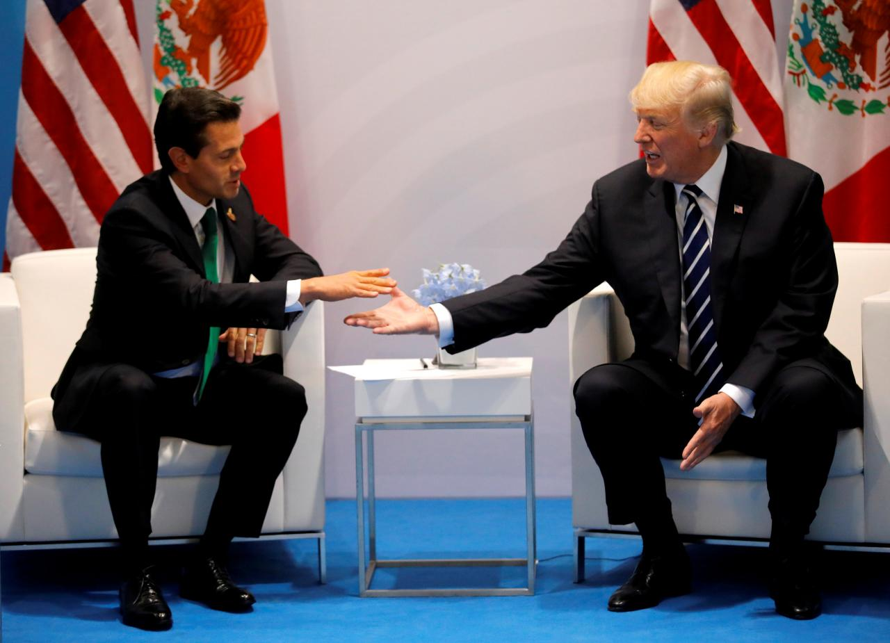 Mexico Is Awaiting the NAFTA Bomb Blast