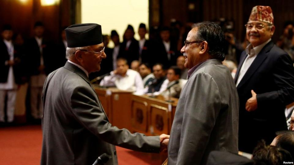 What is Delaying the Landmark Left Merger in Nepal?