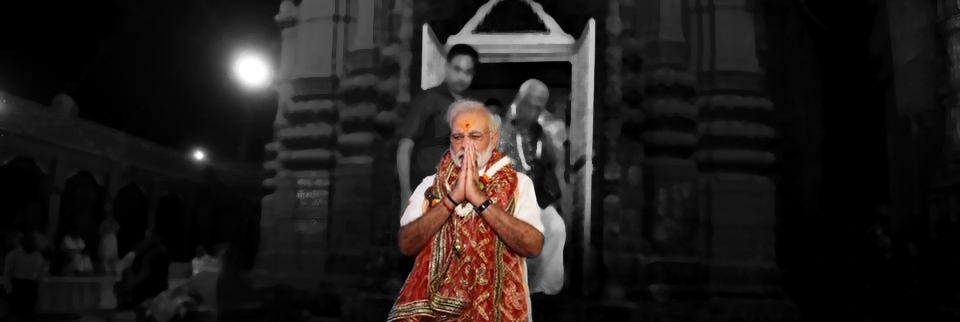 Why Isn't Narendra Modi Talking About the 'Gujarat Model' Anymore?