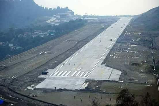 Sikkim's First Airport Ready for Operation, Likely to Be Inaugurated on November 30