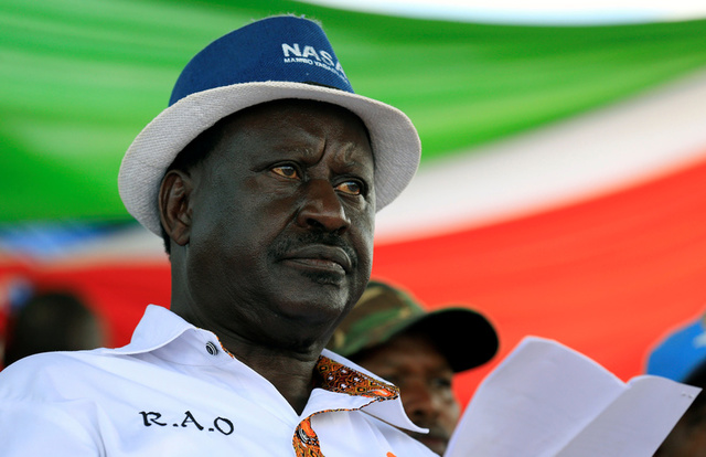 Kenya Election: Opposition Leader Withdraws From Repeat Presidential Poll