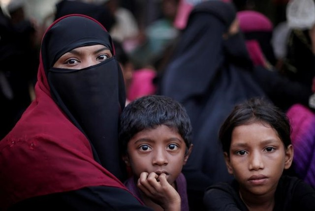 Myanmar, Bangladesh Agree to Cooperate on Rohingya Refugee Repatriation