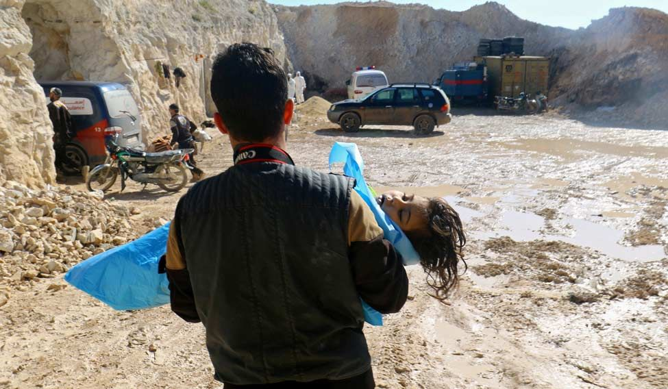 Chemical Weapons Watchdog Found Sarin Used in March Syria Attack: Sources