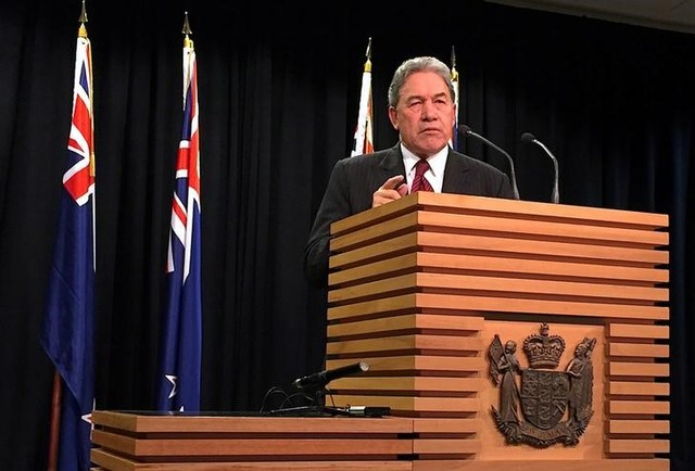 New Zealand's First Touts Progress in Talks to Form Govt, but Decision Delayed
