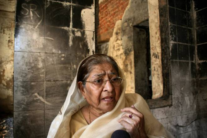 Gujarat Riots: SC to Hear Zakia Jafri's Plea Against Clean Chit to Modi on Nov 26