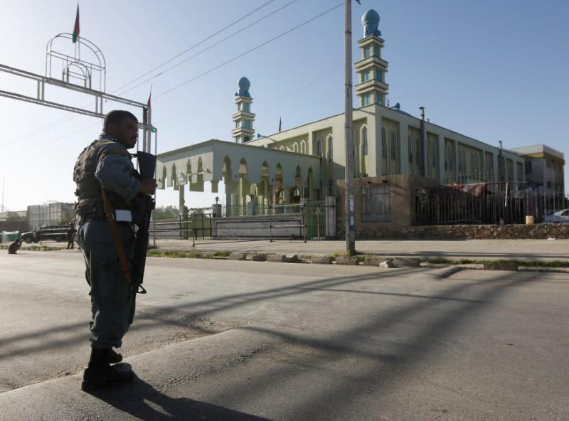 At Least 72 Killed in Suicide Bombings at Two Afghan Mosques