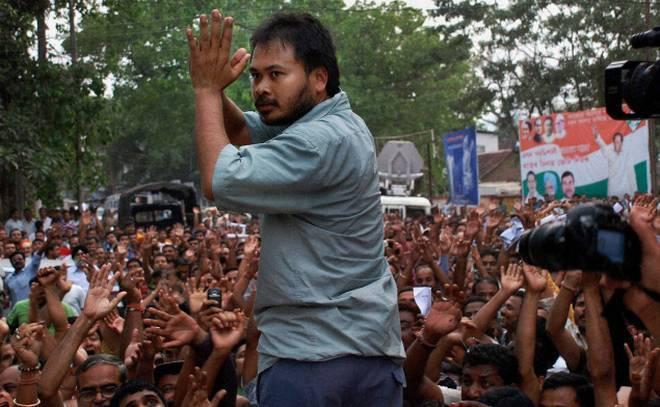Magsaysay Awardee Sandeep Pandey Demands Release of Farmers' Rights Leader Akhil Gogoi