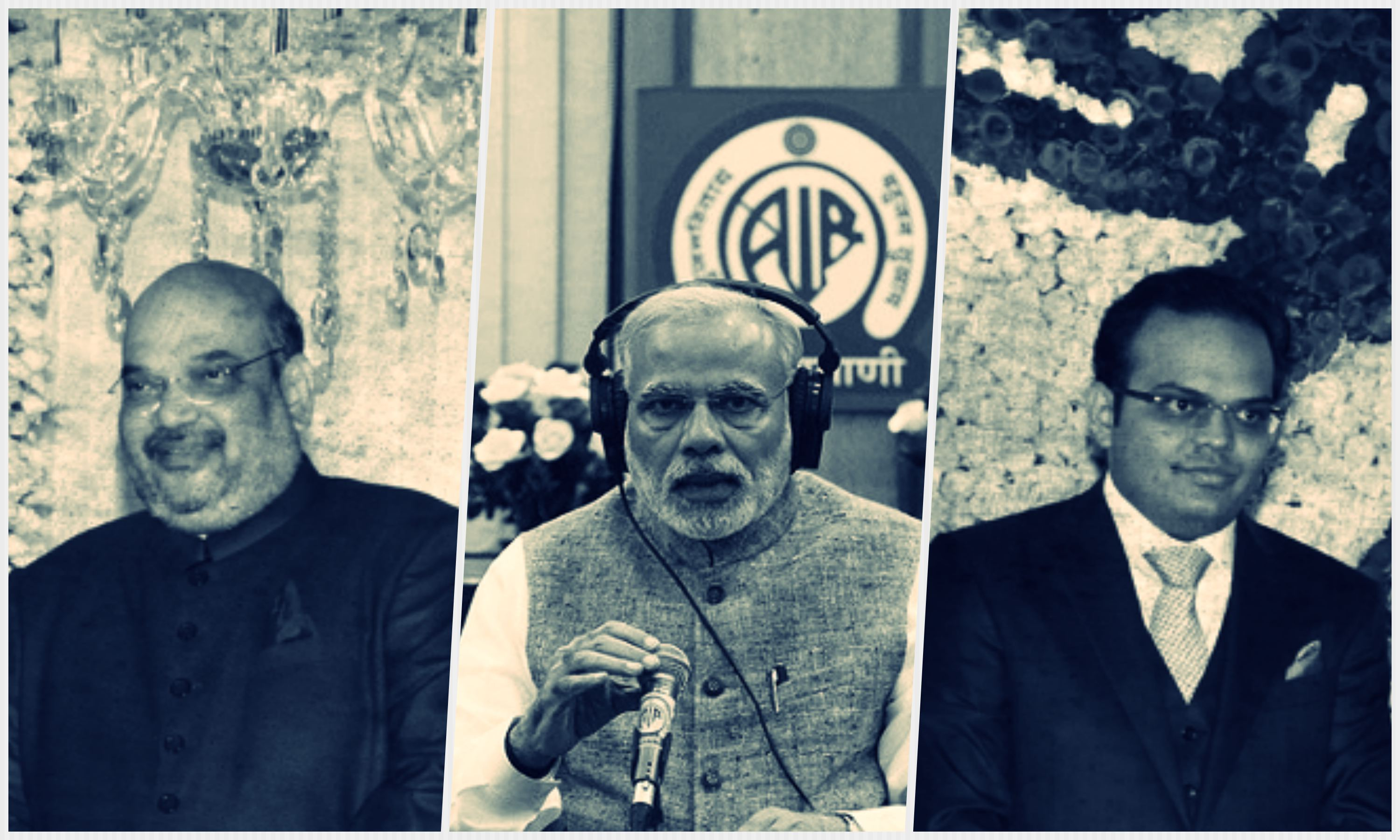 Modi Loves to Speak. So Why is He Silent on Jay Amitbhai Shah?