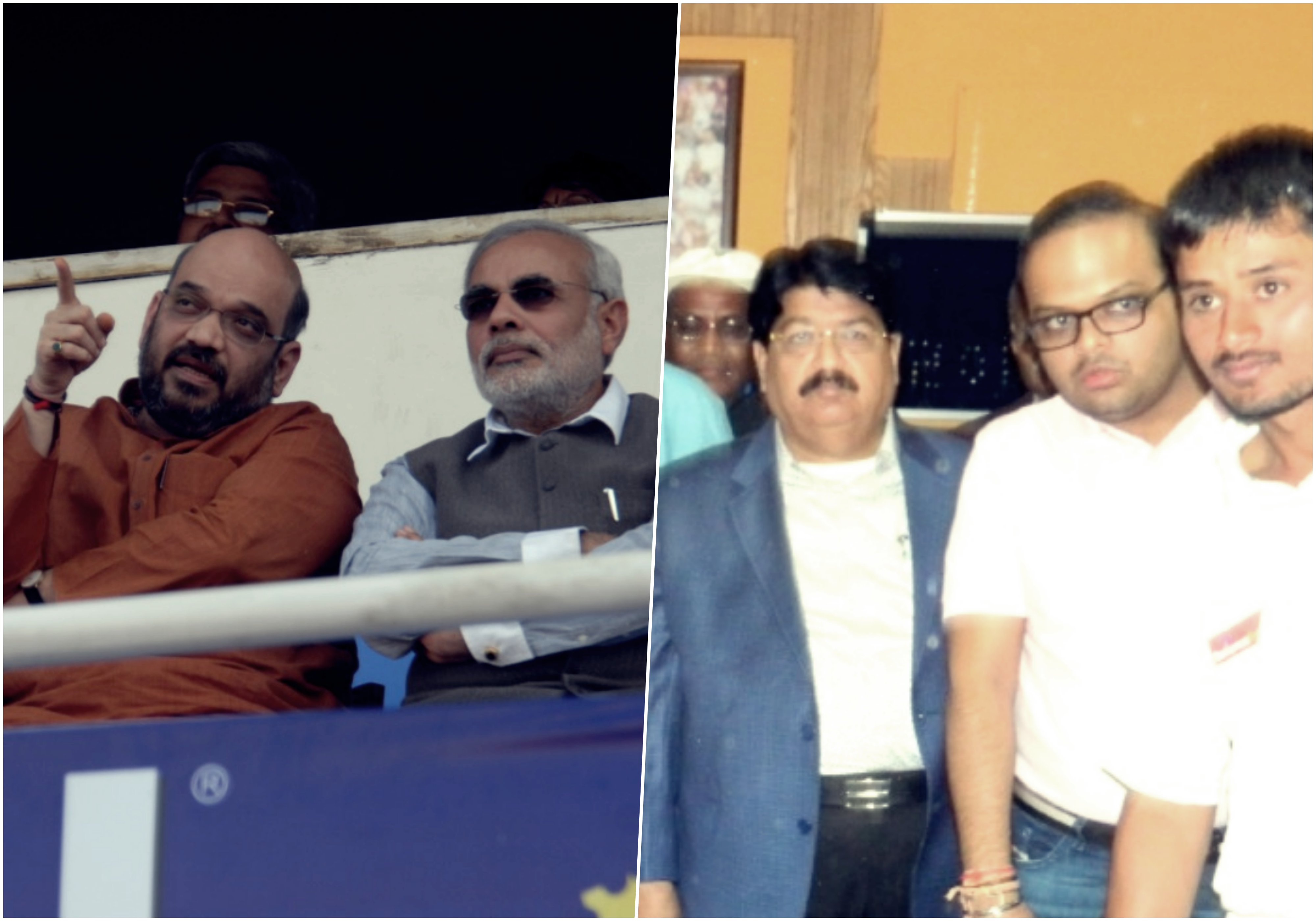 Amit Shah, Son Jay Shah Flout Supreme Court Guidelines at Cricket Body