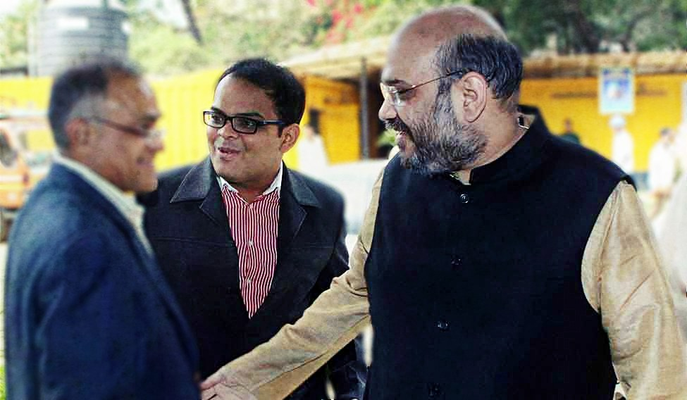 The Golden Touch of Jay Amit Shah