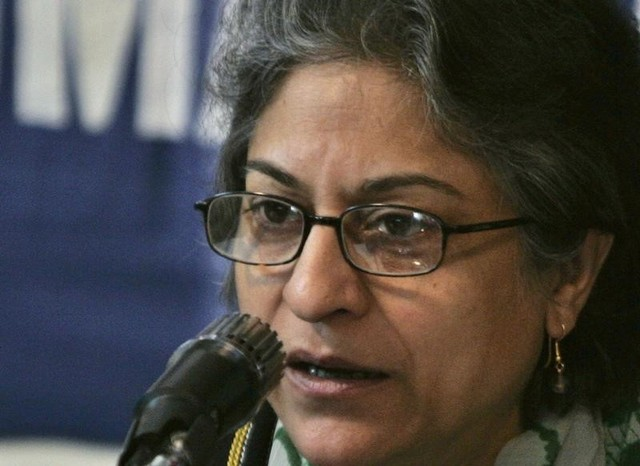 Pakistani Activist Asma Jahangir Dies of Cardiac Arrest