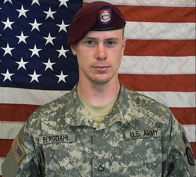 US Army Sergeant Bergdahl Faces Possible Life Sentence for Endangering Troops