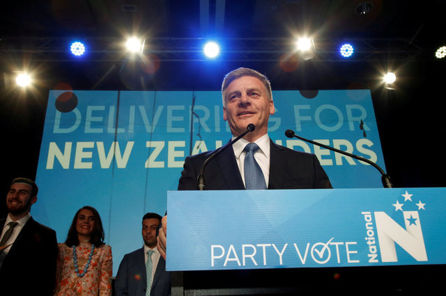 New Zealand: Parties Hold Talks to Form Coalition Government